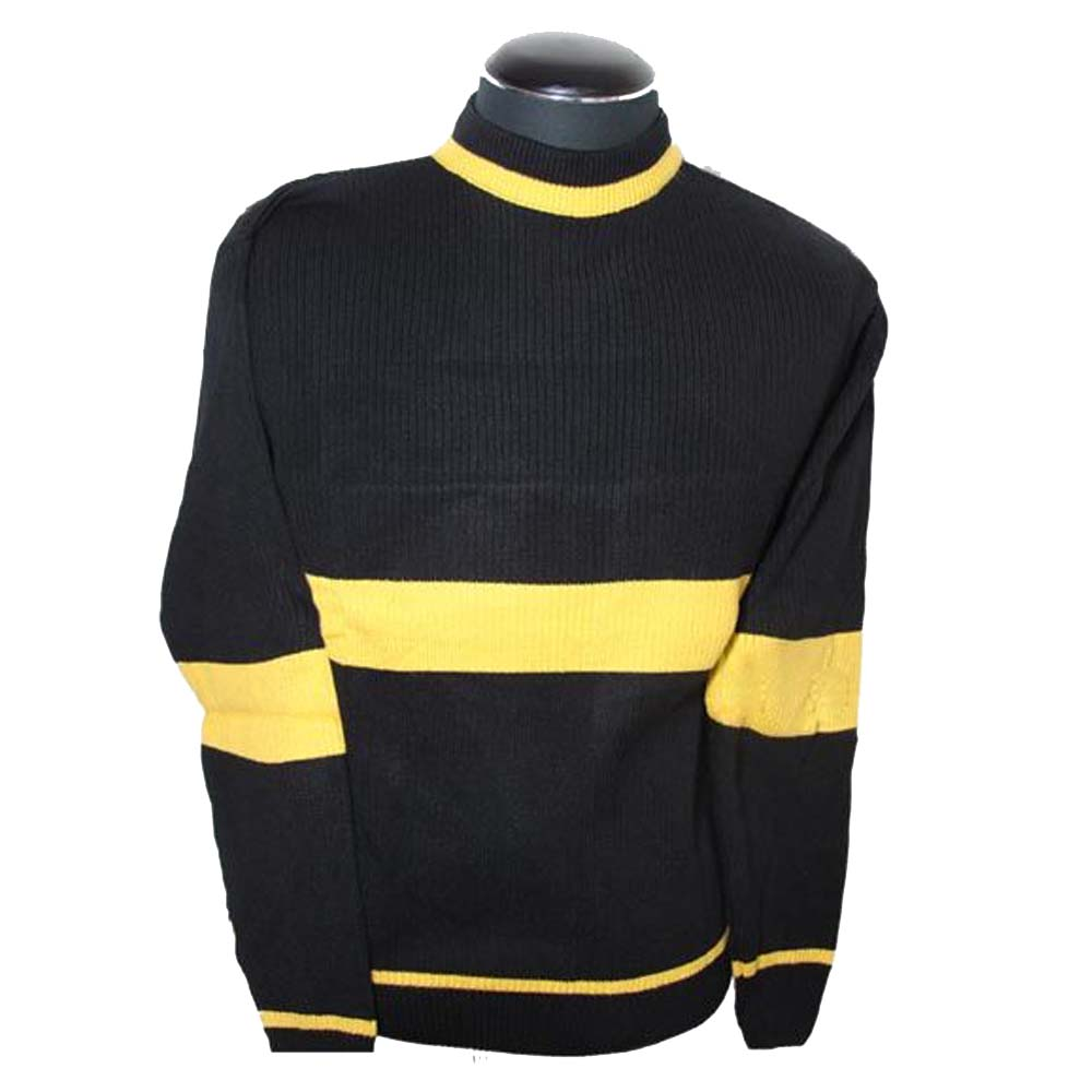 Team Sweater - Gold/Black - Alivans
