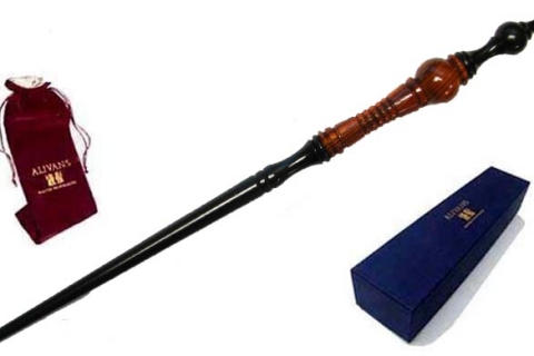 Ebony & Bloodwood with English Style top